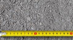 Kalliomurske raekoko 0-3 mm (kivituhka)