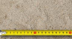 Seulottu hiekka 0-8 mm